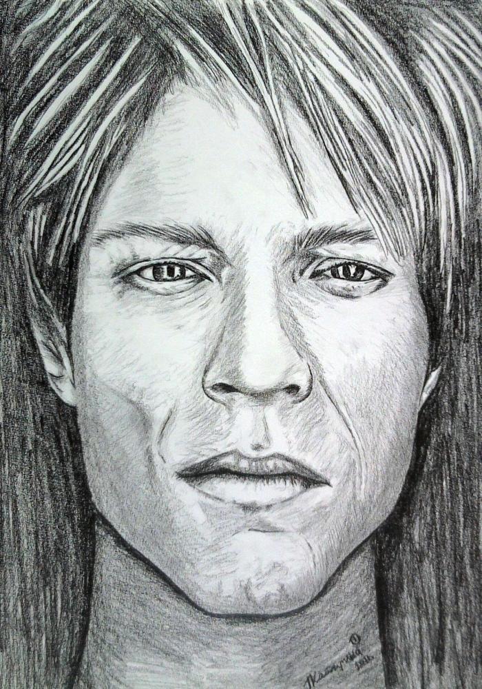 Jon Bon Jovi by KatarinaIris